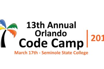 Code Camp Orlando 2018
